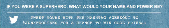 Tweet Us to Win Cool Prizes!