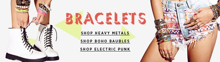 Bracelets - Shop Now