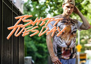Shop  T-Shirt Tuesday ft. Animal Prints