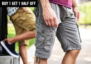 Shop The Cargo Short ft. Fusai