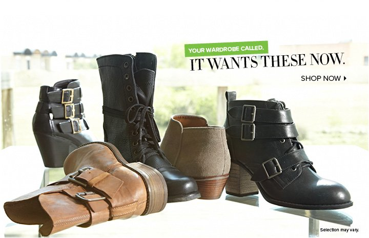 Dsw The Dsw Wish List Is Here Plus New And Necessary Booties Milled