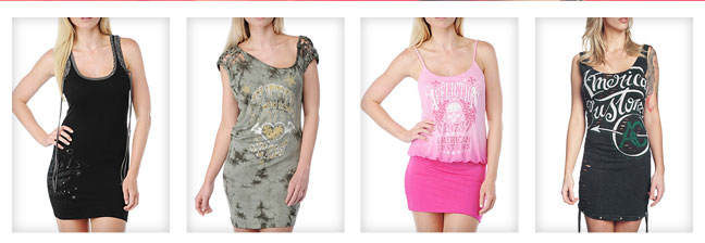 Affliction Dresses