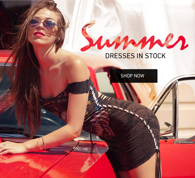 Summer Dresses in Stock
