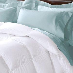 Sink In & Sleep Tight: Down & Memory-Foam Bedding
