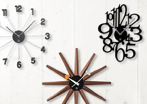 Clock-Wise: Decorative Wall Clocks