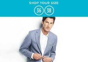 36 & 38: Suits