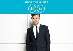 40 & 42: Suits