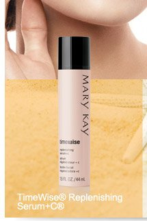 TimeWise® Replenishing Serum+C®