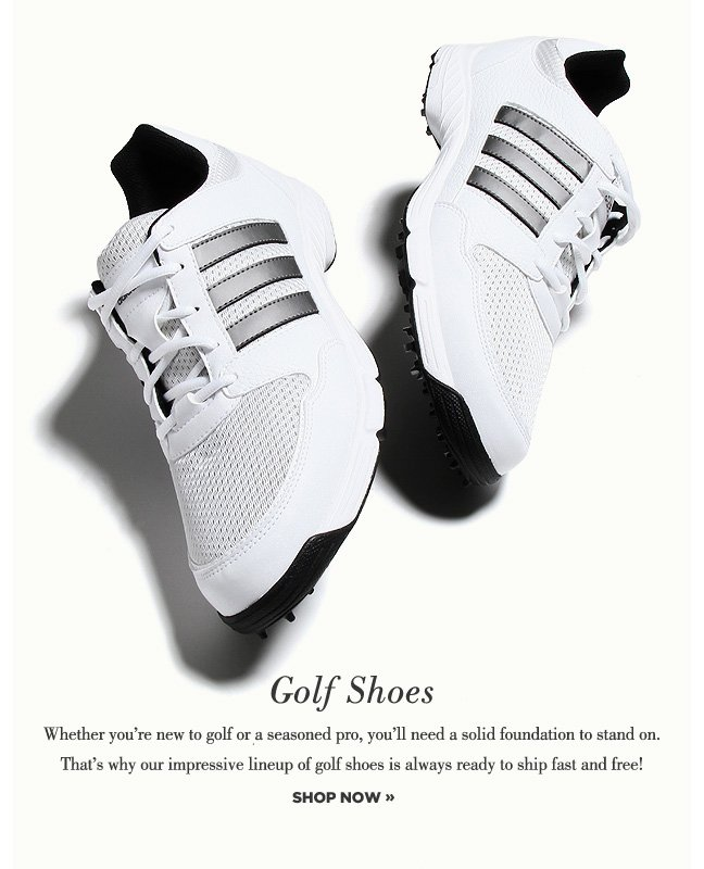 Shop golf shoes