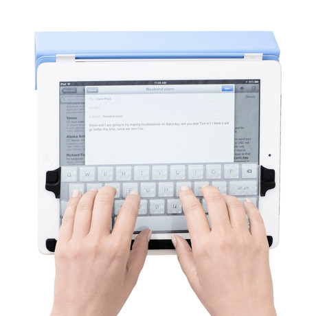 TouchFire Keyboard for iPad
