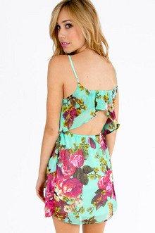 OPHELIA FLORAL  DRESS 37