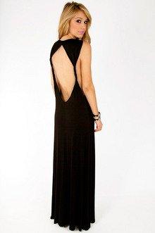 ALL TWISTED MAXI DRESS 29
