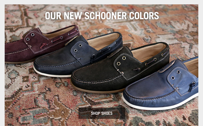Our New Schooner Colors