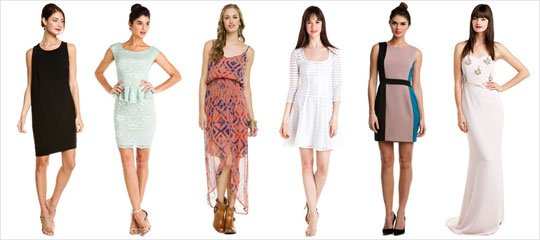 Summer Dress Spree: Shop by Personality