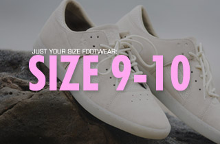 Just Your Size Footwear: Size 9-10