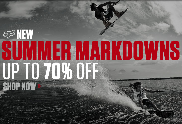 Summer Markdowns - Up to 70% Off