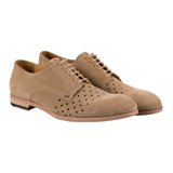 Taupe Seagal Shoes