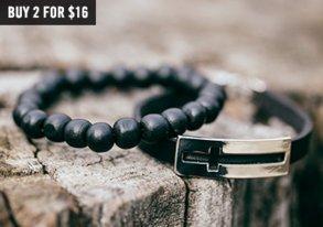 Shop 2 for $16: Best-Selling Bracelets
