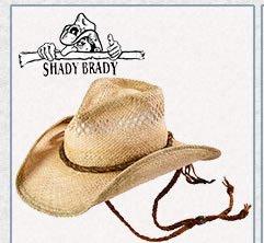 Shady Brady Hats