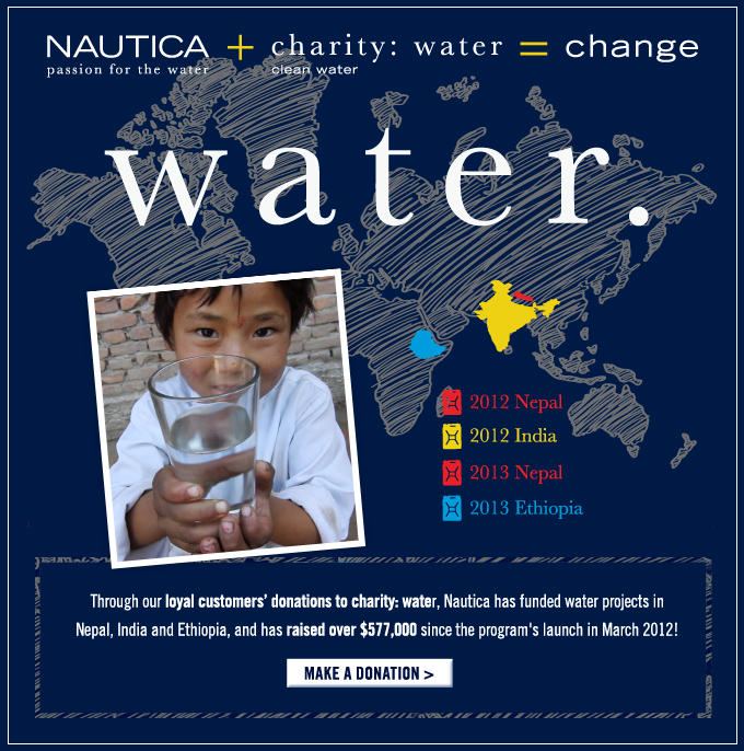 With your help, charity: water has raised over half a million dollars!