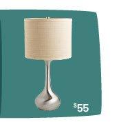 Ivory Genie Lamp