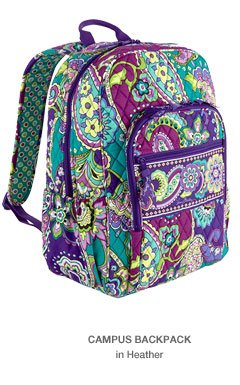Campus Backpack in Heather