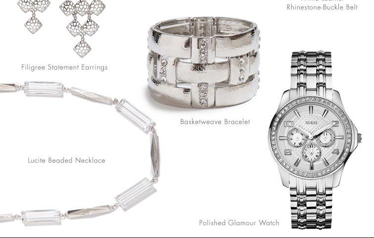 Shop Silver-Tone Accessories