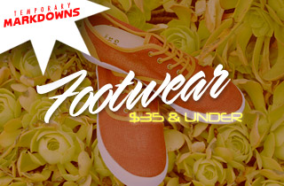 Footwear $35 & Under