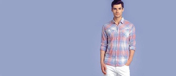 $29 Button-Up Shirts