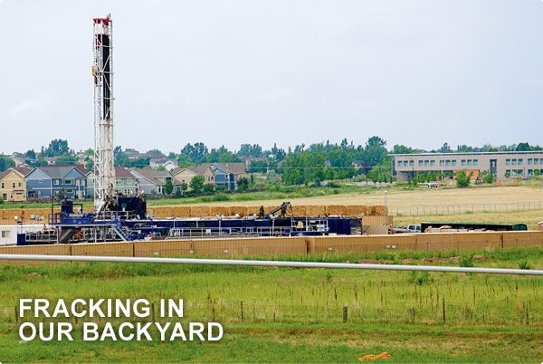 Fracking may very well be happening near you, visit Earthjustice's fracking map to learn more.