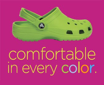 comfortable in every color.
