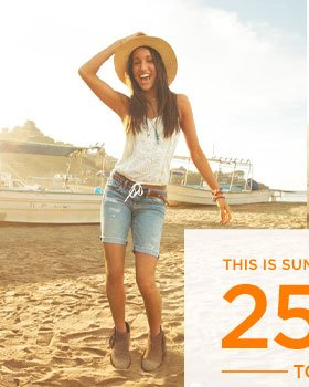 This Is Summer Sale 25% to 50% Off Everything | *Excludes 3rd Party Products