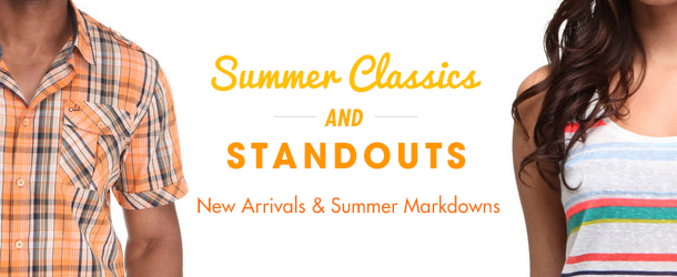 Summer Standouts and Classics