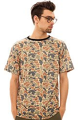 The Bubble Camo Tee