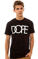 The Classic Logo Tee in Black