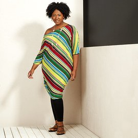 Bold Looks: Plus-Size Apparel
