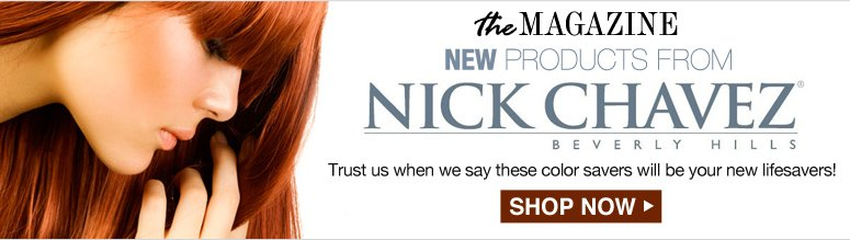New Products from Nick Chavez Trust us when we say these color savers will be your new lifesavers! Shop Now>>