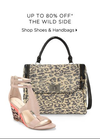 Up To 80% Off* The Wild Side