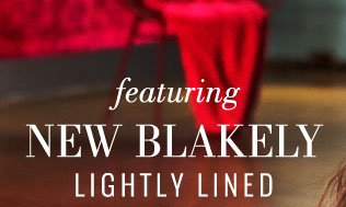featuring New Blakely | Lightly Lined