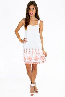 ALICIA EMBROIDERED DRESS 46