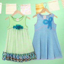 All the Pretty Things: Girls' Dresses