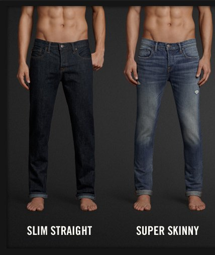 SLIM STRAIGHT SUPER SKINNY