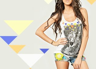 Summertime Prints: Apparel for Her, Made in Italy