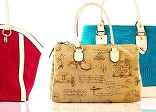 Made in Italy Handbags by Pelledoca