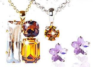 Destellos: Jewelry with Swarovski