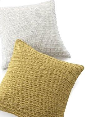 Linen Knit Pillows $49.95 each
