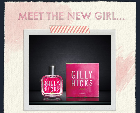 MEET THE NEW GIRL...