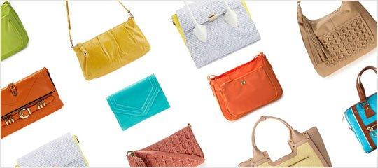 Handfuls of Handbags Sale