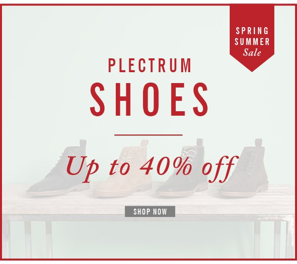Up to 40% off Ben Sherman Plectrum Shoes