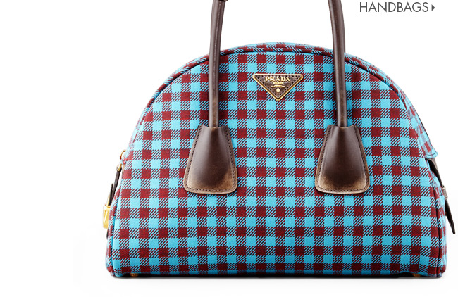 Prada Fall Accessories Handbags